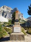 Image for 1. Weltkriegsdenkmal Falzaregopaß, Italy