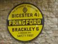 Image for Fringford AA Sign - Main Street, Fringford, Oxfordshire, UK