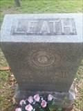 Image for Joe B. Leath - Pine Springs Cemetery - Tyler, TX