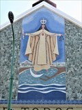 Image for Mosaic of Iglesia La Merced - Manta, Ecuador