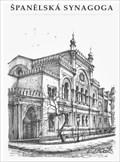 Image for Španelská synagoga  by  Karel Stolar - Prague, Czech Republic