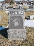 Image for William Gerald Rector - Lee's Summit Cemetery - Lee's Summit, Mo.