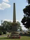 One of three Confederate Generals Buried in Spring Hill Cemetery