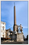 Image for Quirinale Obelisk, Rome, Italy