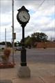 Image for Oklahoma Centennial Clock - Waurika, OK
