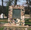 Image for Cairn, US 36 roadside park, E. of Brookfield, MO