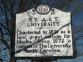 Image for N.C. A. & T. University   J-29