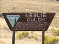 Image for Leslie Gulch, Malhuer County, Oregon