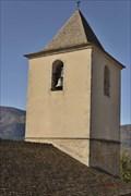Image for Le clocher de l'Eglise Notre Dame- Ponteils et Brésis- Gard- Languedoc-Roussillon- France