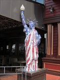 Image for Statue of Liberty at Liberty Bar & Grill - Myrtle Beach, SC