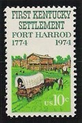 Image for Old Fort Harrod, Harrodsburg, KY