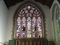 Image for Stained Glass, St Mary's Church, Northill, Beds, UK