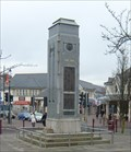 Image for Caerphilly War Memorial - Rhymney Valley, Wales.