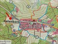 "Image for Hiking path map ""Wandern rund um Kalenborn"" Parking spot - RLP / Germany"