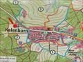 "Image for Hiking path map ""Wandern rund um Kalenborn"" Parking spot - RLP / Germany"