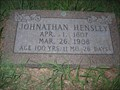 Image for 100 - Johnathan Hensley - Luther, OK