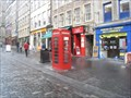 Image for Edinburgh, Royal Mile. United Kingdom - Jackson's Close