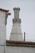 Image for Chaminé do Paço de D Pedro I - Serra D´El Rei, Portugal