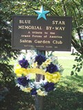 Image for Blue Star Memorial, SR 50 - Salem, West Virginia