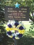 Image for Blue Star Memorial, SR 50 - Salem, West Virginia