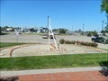 Image for Central Time Zone Sundial - Dodge City, Kansas, U.S.A.