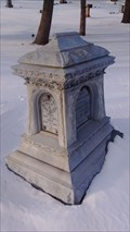 Image for Shoemaker - Mt Hope Cemetery - Sparta, WI, USA