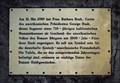 Image for Mammutbaumsegment als Staatsgeschenk - Rheinaue Bonn, Nordrhein-Westfalen, Germany