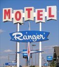 Image for Historic Route 66 - Ranger Motel - El Reno, Oklahoma, USA.