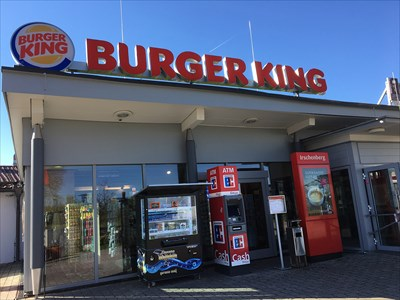 A8 Burger King