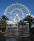 Image for The Orlando Eye - International Drive, Florida, USA.