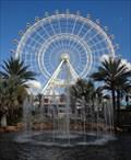 Image for The Orlando Eye - International Drive, Florida, USA.