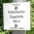 Image for 390 m - Katzenbacher Ziegelhütte - Bad Niedernau, Germany, BW