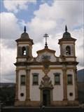Image for Tourism - Igreja São Francisco de Assis - Mariana, Brazil
