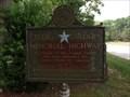 Image for U.S. Highway 176, Pomaria, SC.