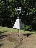 Image for Survey Marker at Beerescourt. Hamilton. New Zealand.