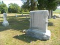 Image for J. W. Courtney - Council Corners Cemetery - rural Cherokee County, Ks.