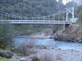 Image for Merced River - Suspension Bridge
