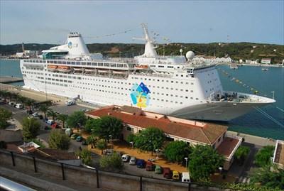 Port Mahon - Menorca, Spain - Cruise Ship Ports on Waymarking.com