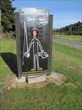 Image for Stu's Fishing Shop Photo Cutout -  Athol, New Zealand
