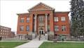 Image for University Library 1908-1923 - U of M - Missoula, MT