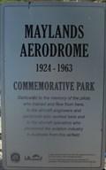 Image for Maylands Aerodrome - Maylands,  Western Australia