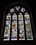 Image for Stained Glass Windows - St James - St Kew, Cornwall