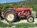 Image for Massey Harris Model 55 Tractor - Gatzke's Farm Market - Oyama, British Columbia