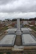 """Image for """"Otsie"""" Leola & """"Sonny"""" Usener -- Der Stadt Friedhof Cemetery, Fredericksburg TX"""