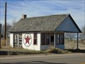 Image for Vintage Texaco Gas Station, Haswell, CO