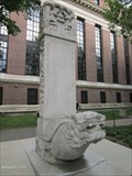 Image for Chinese Ch'ing Dynasty Stele - Harvard University - Cambridge, MA