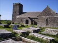 Image for St Materiana's Church, Tintagel Cornwall UK