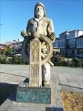 Image for Homenaxe ao mariñeiro - Baiona, Pontevedra, Galicia, España