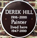 Image for Derek Hill - Holly Hill, Hampstead, London, UK
