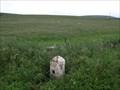 "Image for Milestone near ""Heatherlea"" entrance  on B6282, County Durham"